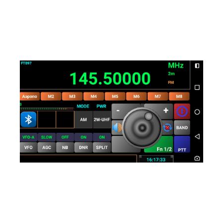 Interface Cat Bluetooth Yaesu FT-817 FT-818 FT-857 FT-897 FT-991A FT-450