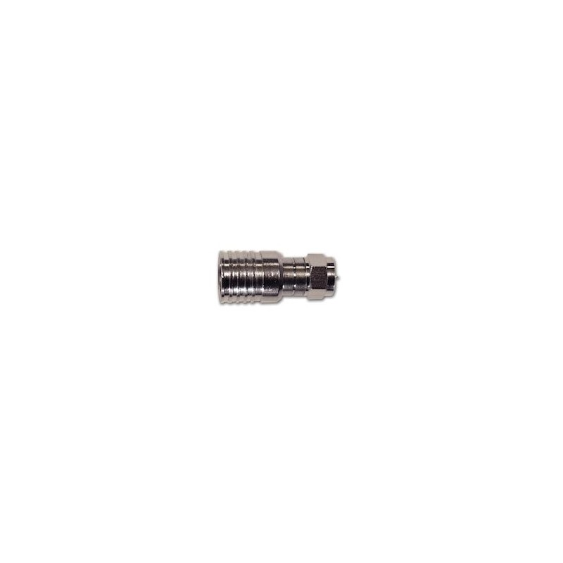 Connecteur F mâle à sertir pour câble coaxial V 11 75 ohms