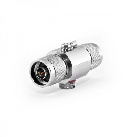 Protection contre la foudre connecteur N mâle-mâle 0 - 6 GHz