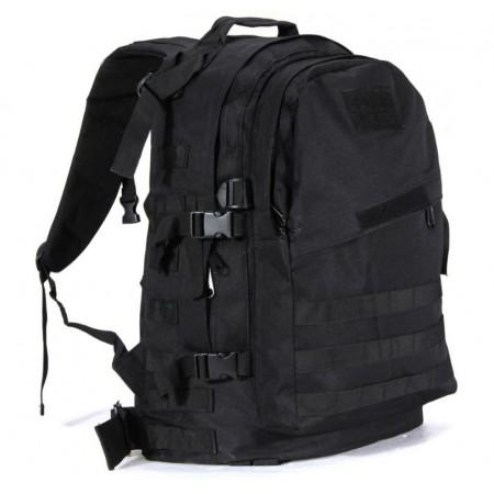 sac militaire 55l noir