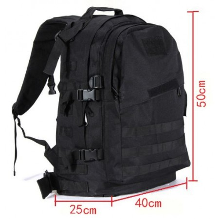sac militaire 55l dimension