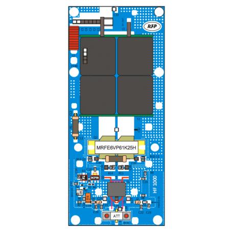 pcb Palette amplificateur HF 1000P50