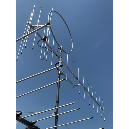 antenne dab installée pour le dx