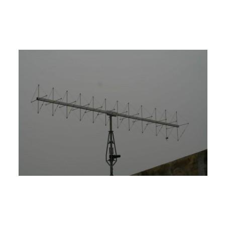 Antenne cubical quad 12 éléments 144 mhz