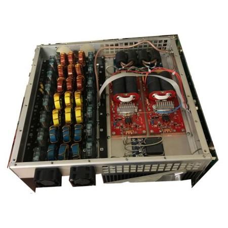 vue interieur Amplificateur HERCULES 1500