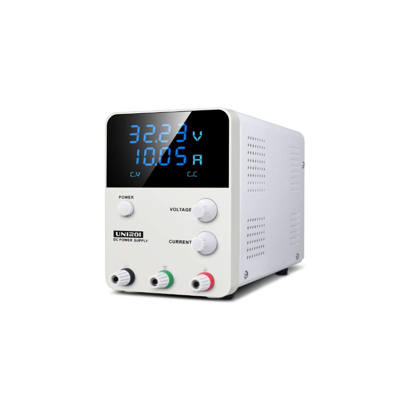 Alimentation réglable 0-32V/0-10A stabilisée de laboratoire