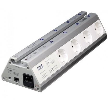 Prises électrique contrôlées ethernet 8 prises IP NET-PwrCtrl PRO