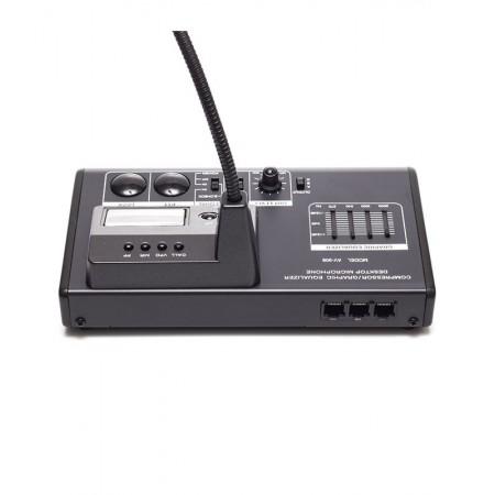 microphone base vumetre av-908 komunica rfmarket