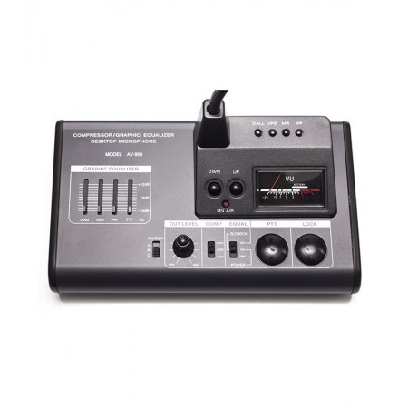 microphone base haut qualité av-908 komunica rfmarket