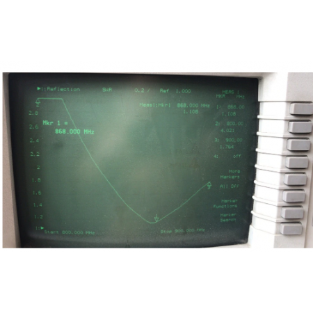 Antenne 868 MHz 2 dBi GSM IPX IPEX 1.13 UF. L