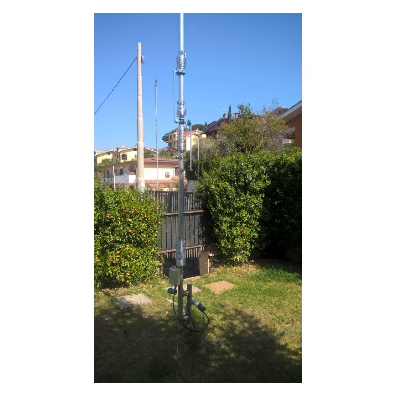 antenne verticale HF contest