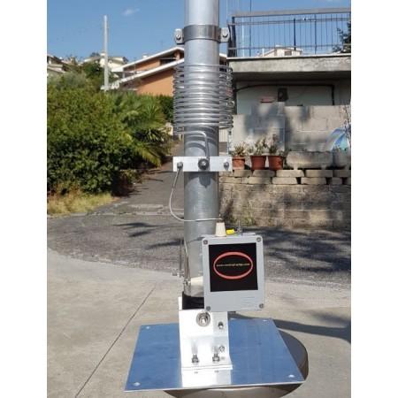 antenne verticale dx 80m 160m 5kw