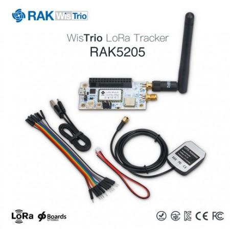 WISTRIO LORA TRACKER RAK5205