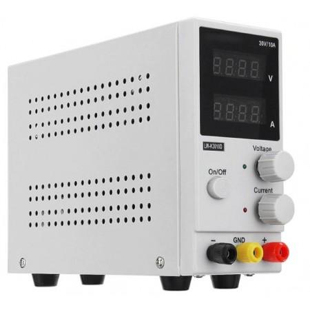 Alimentation réglable de laboratoire  0-30V/0-10A