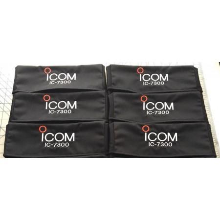 lot Housse Icom ic-7300