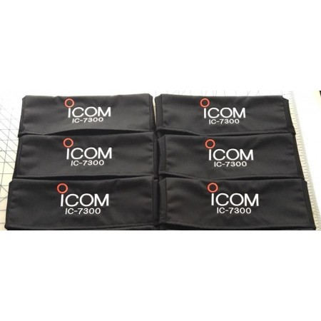 lot Housse Icom ic-7300