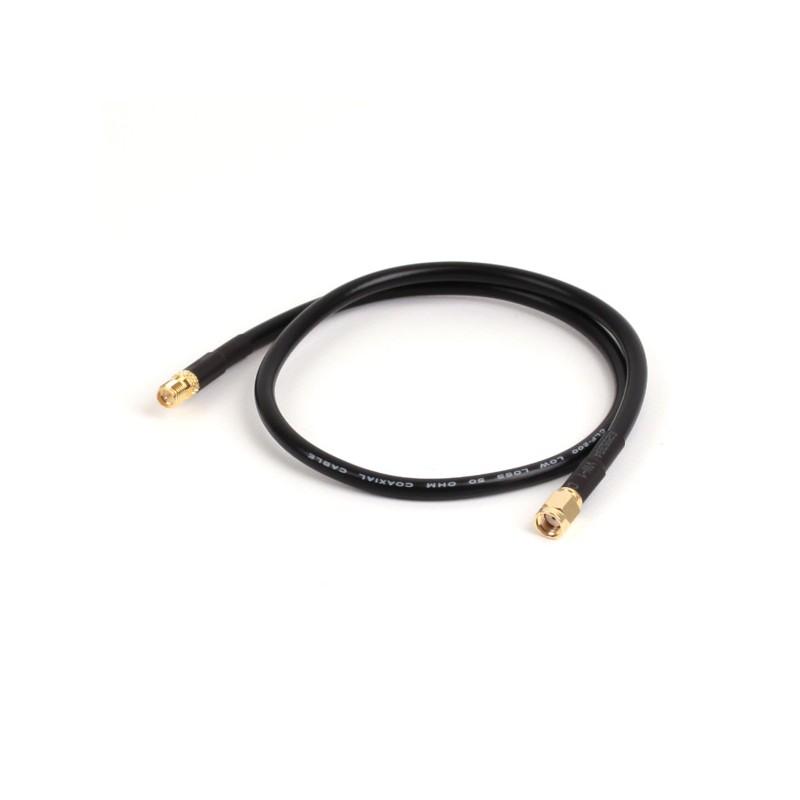 Câble coaxial HDF200 100 cm  RP-SMA