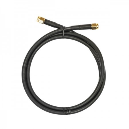 Câble coaxial HDF200 100 cm  SMA SMA mâle