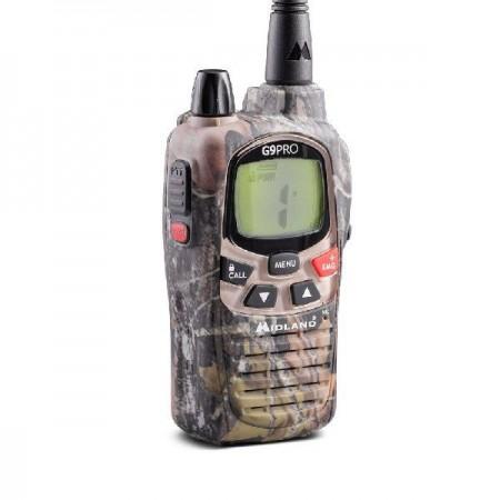 radio pmr 446 mhz camouflage