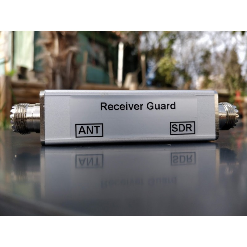 Protection récepteur SDR