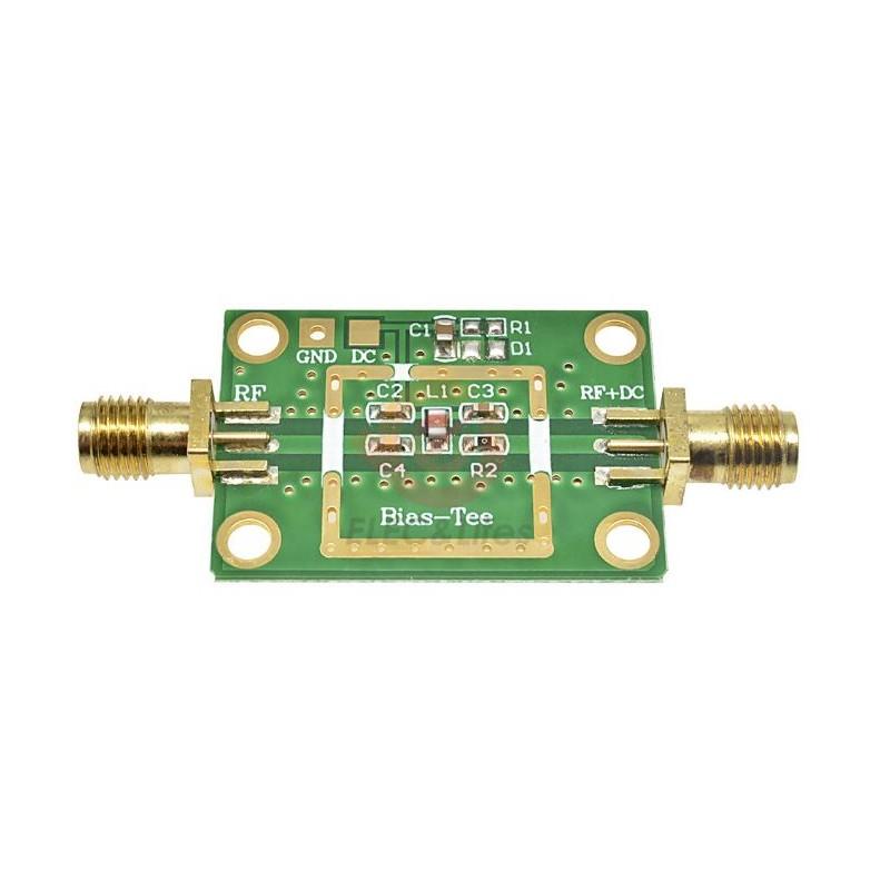 Bias Tee SMA 80-6000 mhz