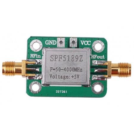 Préampli LNA 50-4000 MHz 18.7 dB