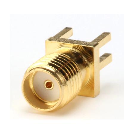 Connecteur SMA  Jack femelle pour PCB 1.6mm