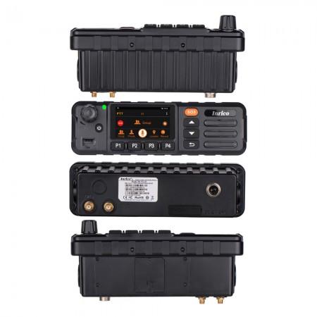 vue complete Radio Mobile INRICO TM-7 PLUS