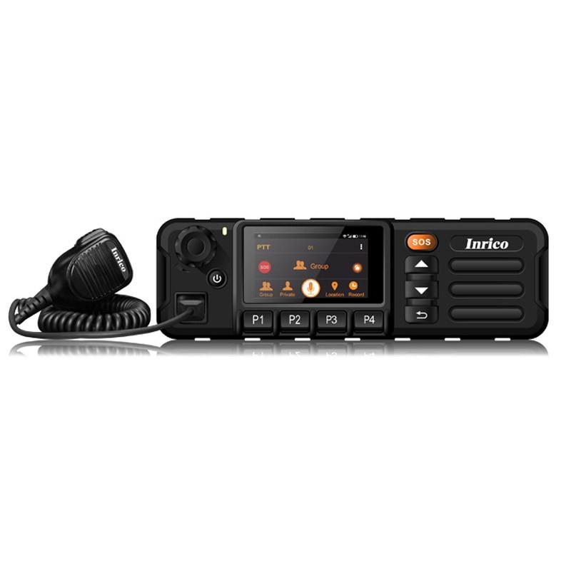 Radio Mobile INRICO TM-7 PLUS 4G WIFI LTE