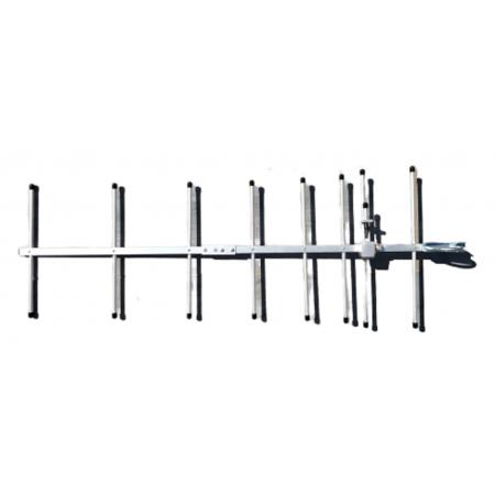 Antenne yagi 8 éléments 446 mhz PMR 10.5 dbd
