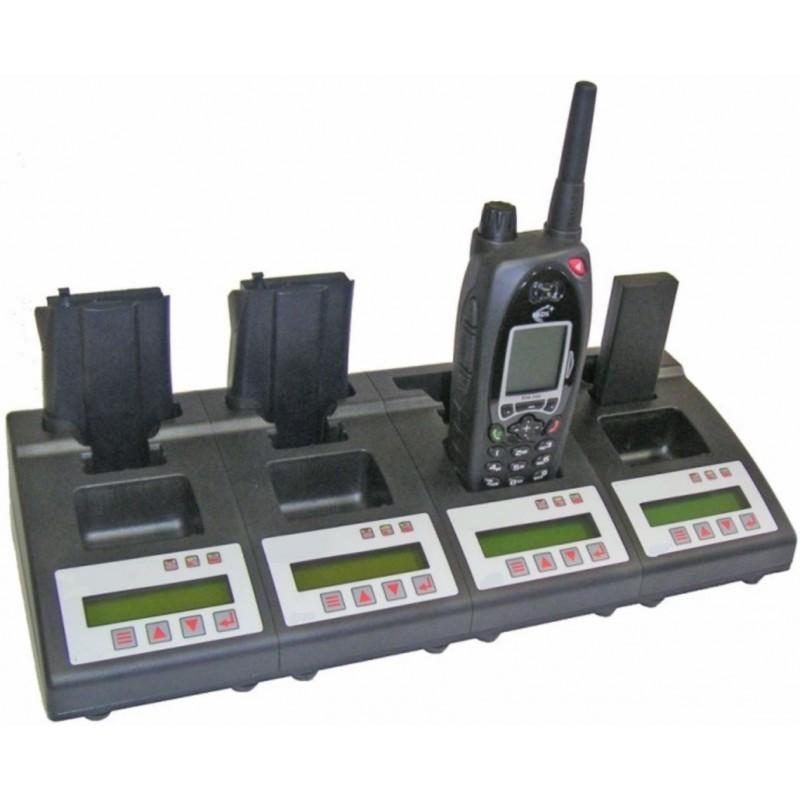 Chargeur et testeur pour batterie TPH700 AIRBUS EADS 4 emplacements