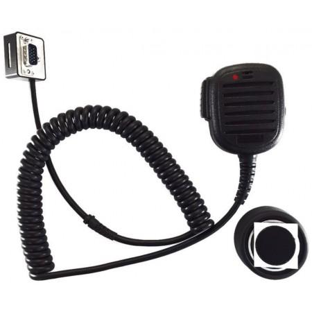 Micro haut-parleur avec LED et support aimanté pour EADS TPM700