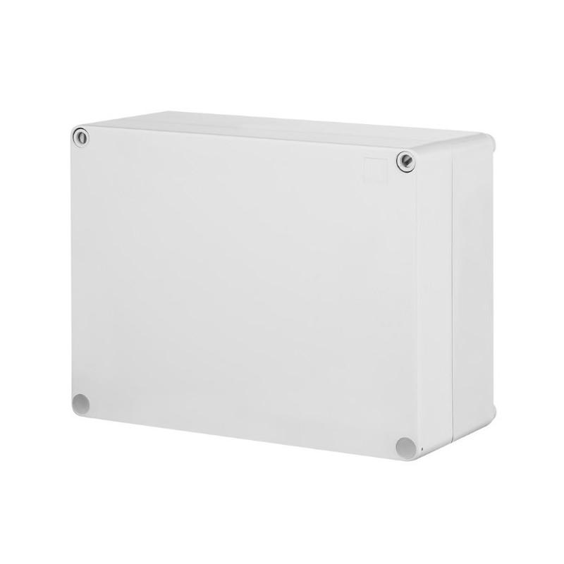 boitier pvc ip65 étanche 22cmx27cmx10.6cm rf-market
