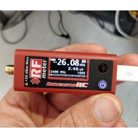 mesure ampli qo-100