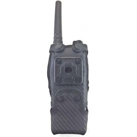 Housse synthétique et cuir avec clip contact PRO  EADS AIRBUS TPH900