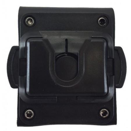 Clip pour ceinture GP 60mm avec fermeture velcro