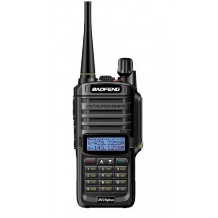 Talkie Walkie Baofeng UV-9R Plus VHF UHF