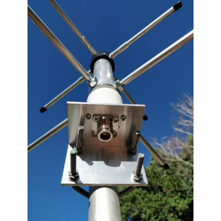 antenne uhf radio sonde