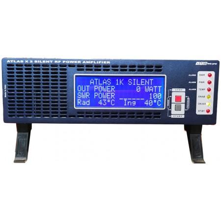 Amplificateur VHF 144 MHZ 1KW ATLAS 1000 ITALAB