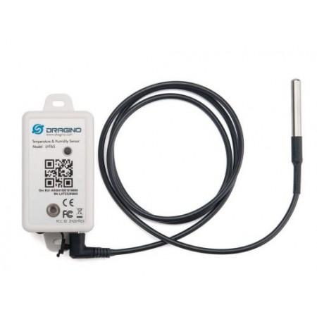 Capteur de température et d'humidité lorawan Dragino LHT65 868 Mhz