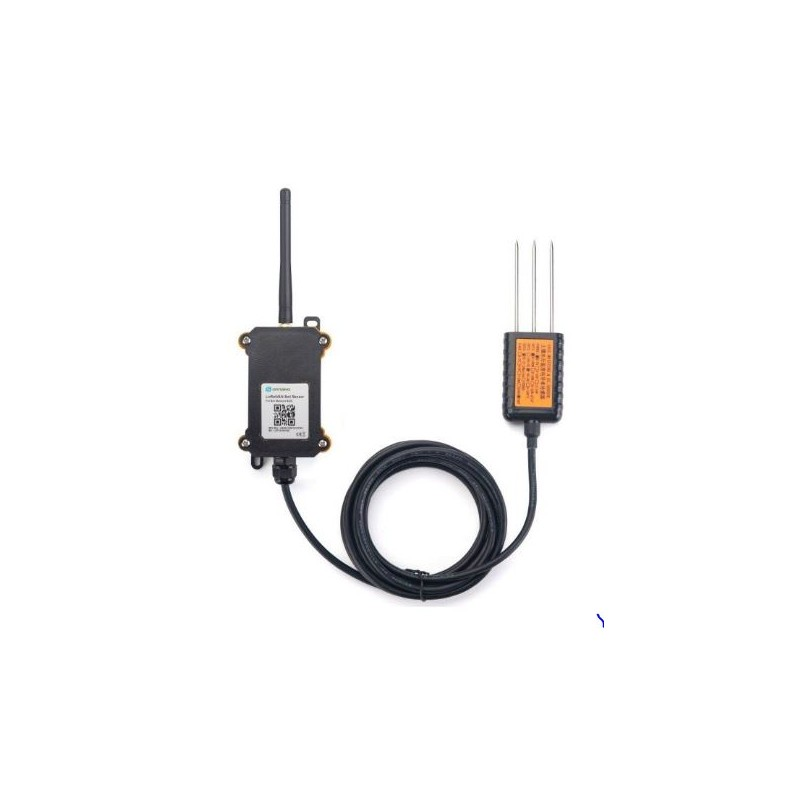 Capteur humidité température conductivité du sol lorawan Dragino LSE01 868 Mhz