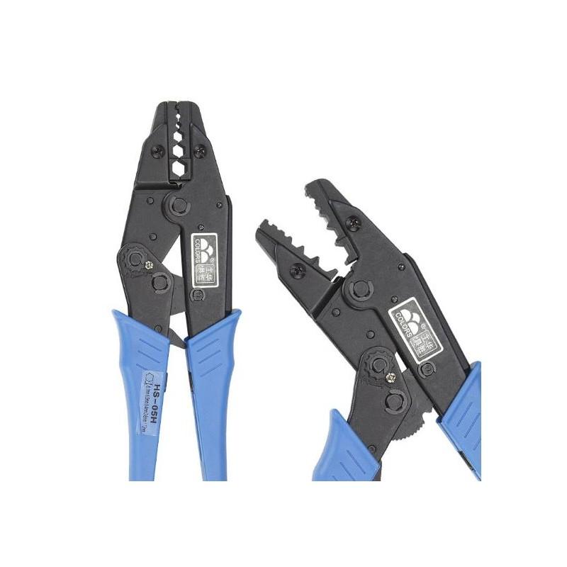Pince à sertir câble coaxial RG55 RG58 RG59 RG140 RG174 RG210 RG223