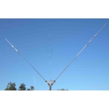 Dipole en V multibandes rigide 10-15-20m PST-152TV