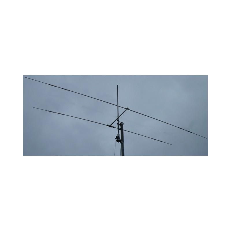Antenne yagi 2 éléments 10-15-20m PST32 1.5 Kw