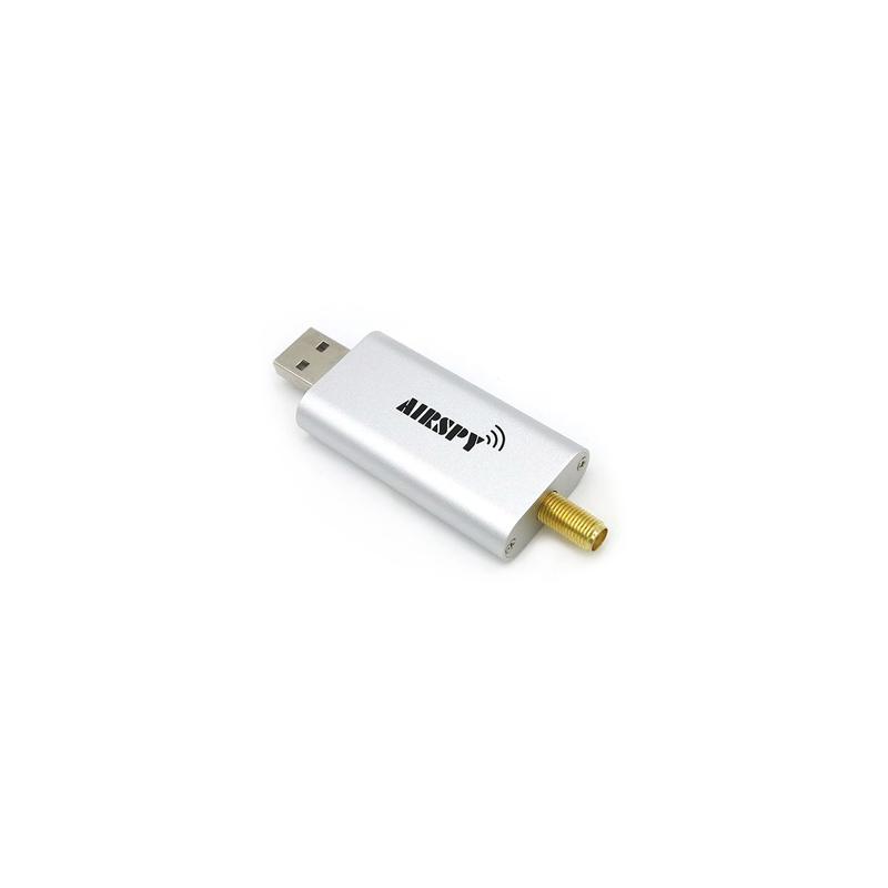 Récepteur SDR AIRSPY MINI 24 Mhz à 1.7 Ghz