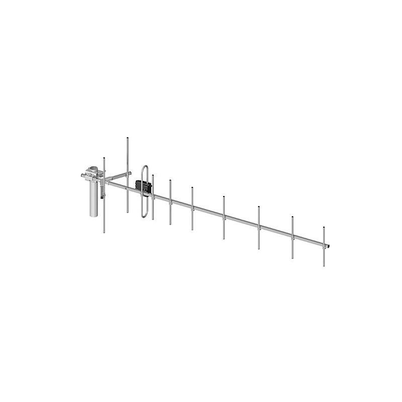 Antenne yagi 10 éléments UHF 430-470 mhz  12dbi