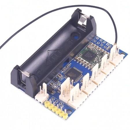Node Arduino Lorawan autonome 433 mhz