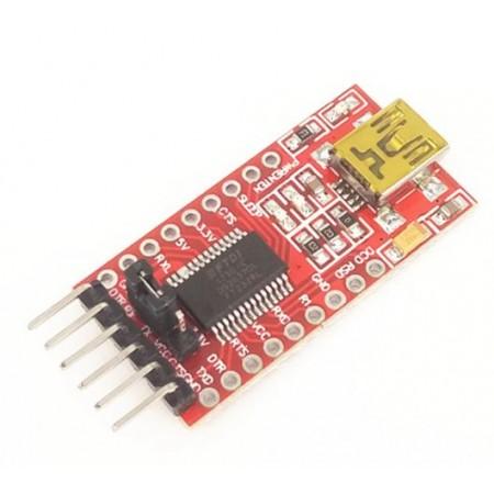 Convertisseur  FTDI USB 3.3V 5.5V FT232RL FT232