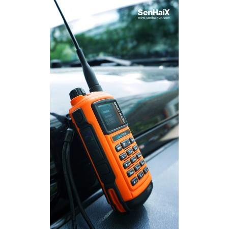 Émetteur récepteur portable SENHAIX 8800 UHF/VHF 5w