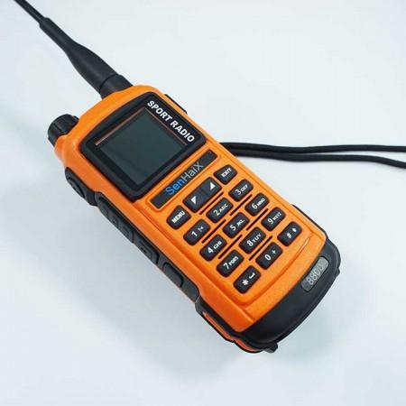 Émetteur récepteur portable SENHAIX 8800 PMR 446 MHZ